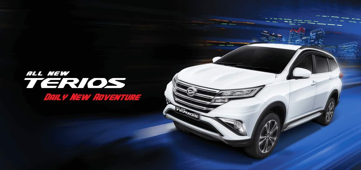 Banyak Promo Penjualan All New Daihatsu Terios Melejit 140 Persen