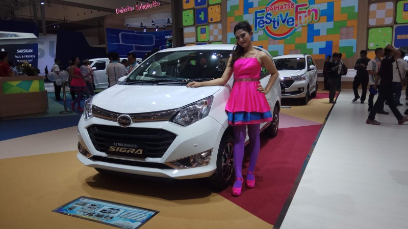 Mobil Terlaris Penjualan Kuartal Pertama Daihatsu Di Daihatsu Solo