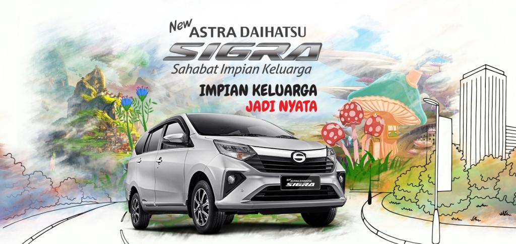 Banner Sigra Di Dealer Astra Daihatsu Solo