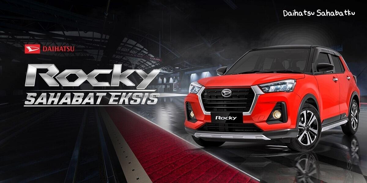 Harga Dan Spesifikasi Daihatsu New Rocky Solo